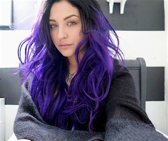 Arctic Fox Hair Dye In Purple Rain (Cruelty Free And Vegan)