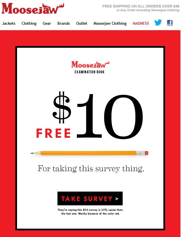 9 best Survey Emails images on Pinterest Email design, Email - email survey template