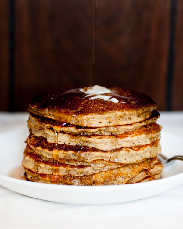Blackberry Farm Gluten Free Griddle Cakes by culinarycovers #Pancakes #Gluten_Free