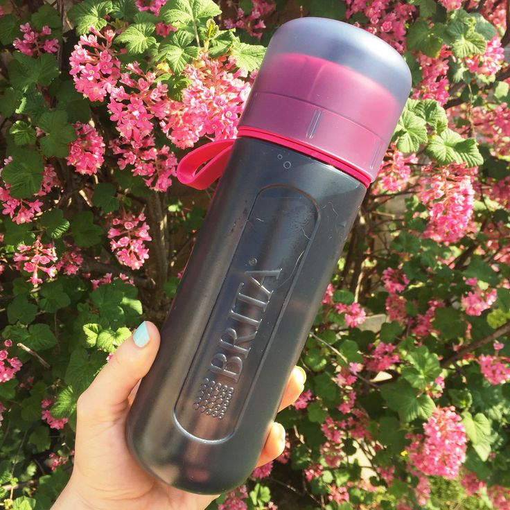 Fitness on Trial: Brita Fill&Go Active - Staying Hydrated*