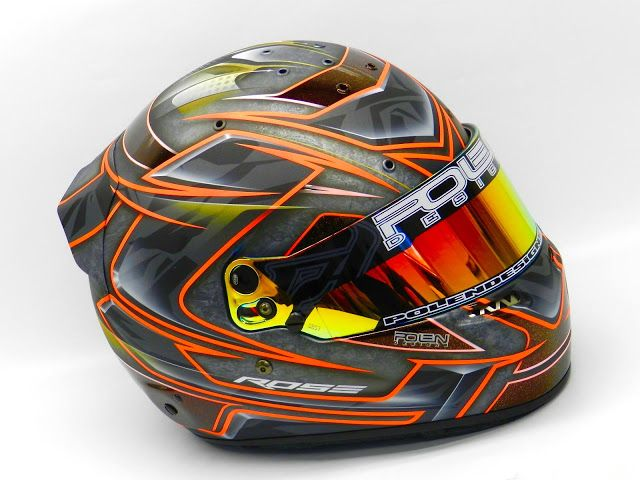 Racing Helmets Garage