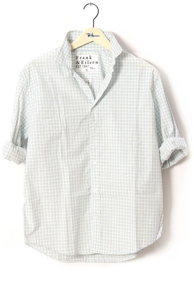 Frank And Eileen Mens Paul Tattersall Shirt