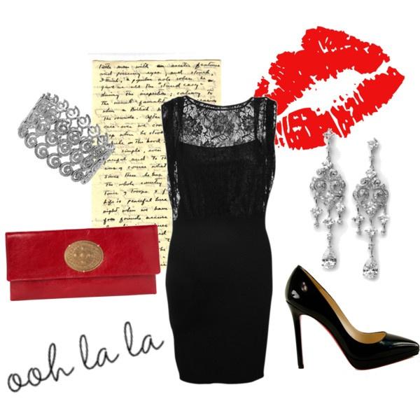 lbd, little black dress