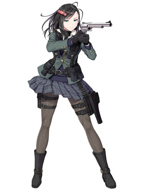 Pin On Tactical Anime
