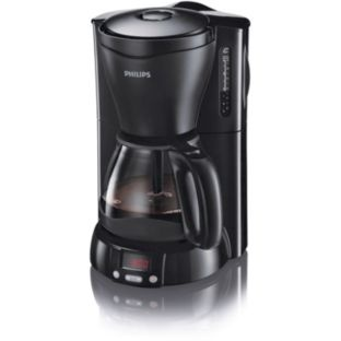 Philips Hd7567 Filter Coffee Machine With Timer Black At Argos Co Uk
