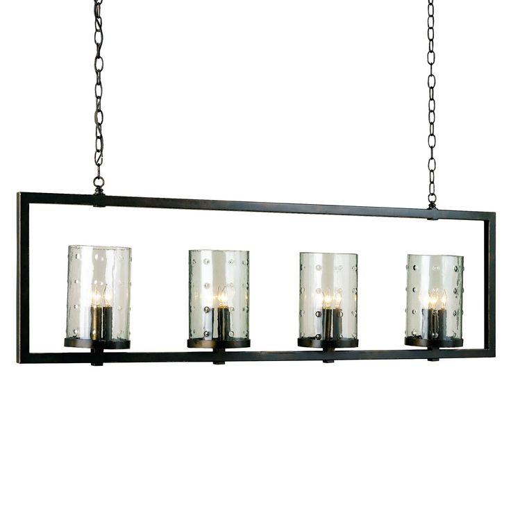 currey company longhope rectangular chandelier 1 122 pinterest chandeliers