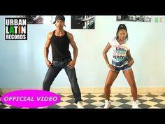 How To Dance Reggaeton & Perreo - Reggaeton Workout 1 - Clase de Baile - YouTube