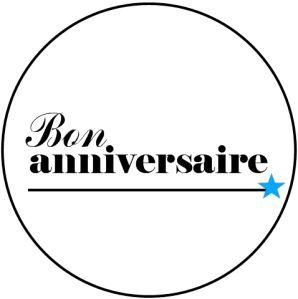 Bon anniversaire @Barbara Barnes Gravesteijn!