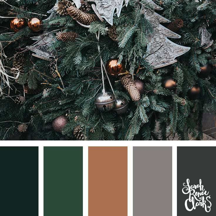 Christmas Color Schemes.25 Christmas Color Palettes Color Palettes Christmas