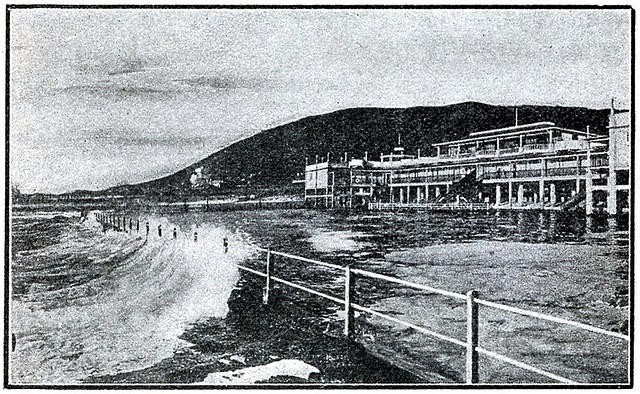 Sea Point Pavilion    Travel in South Africa 1924