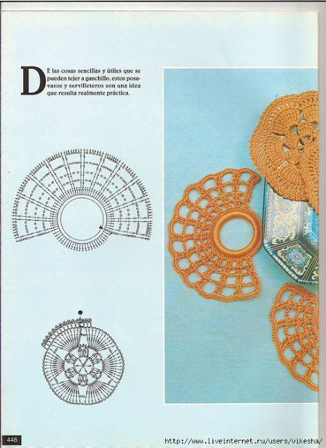Delicadezas en crochet Gabriela: Accesorios para la cocina en crochet