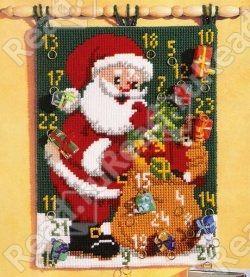 """Комплект для вышивания Vervaco (панно) """"Санта-Клаус"""""""