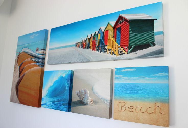 wall prints are home decor beach