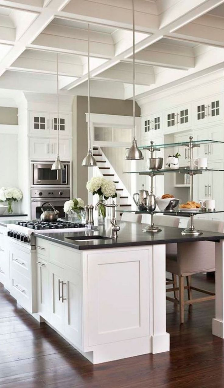504 best GOURMET KITCHENS images on Pinterest | Dream kitchens ...