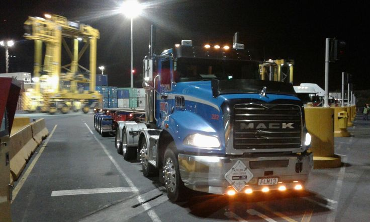 The Mack Ports Auckland