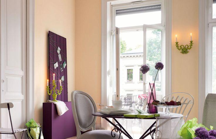 18 besten raumgestaltung mit wandfarben bilder auf for Raumgestaltung pinterest