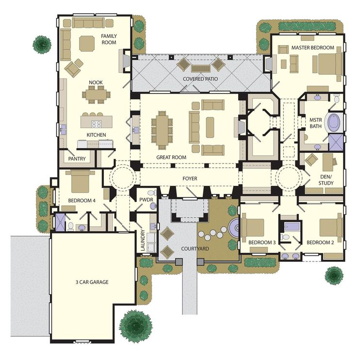 Courtyard 4100 our designs clovis north east fresno county builder