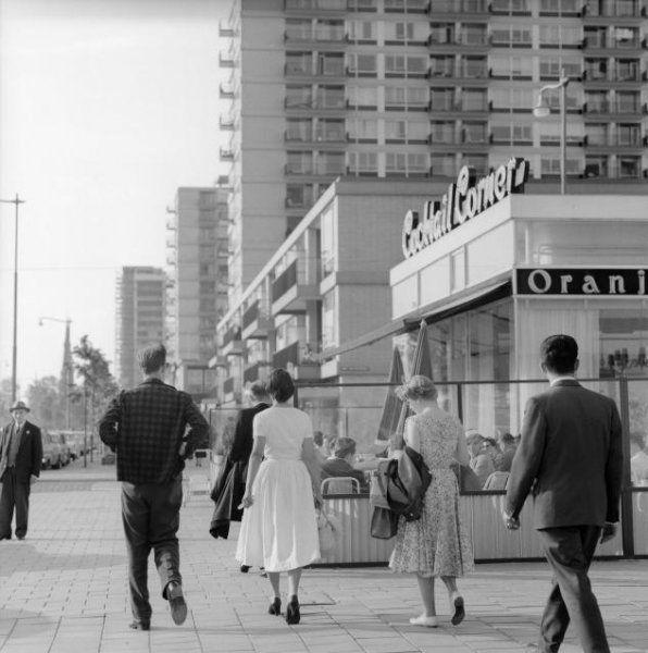 Karel Doormanstraat, Rotterdam (1958))