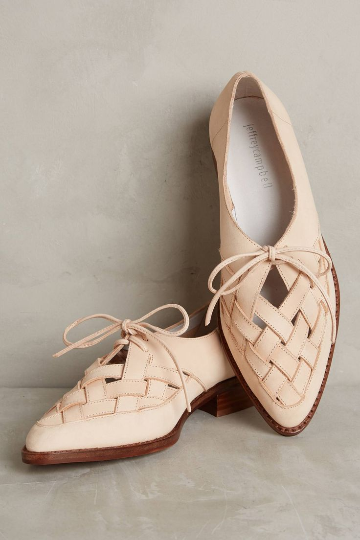 Jeffrey Campbell Merchant Oxfords