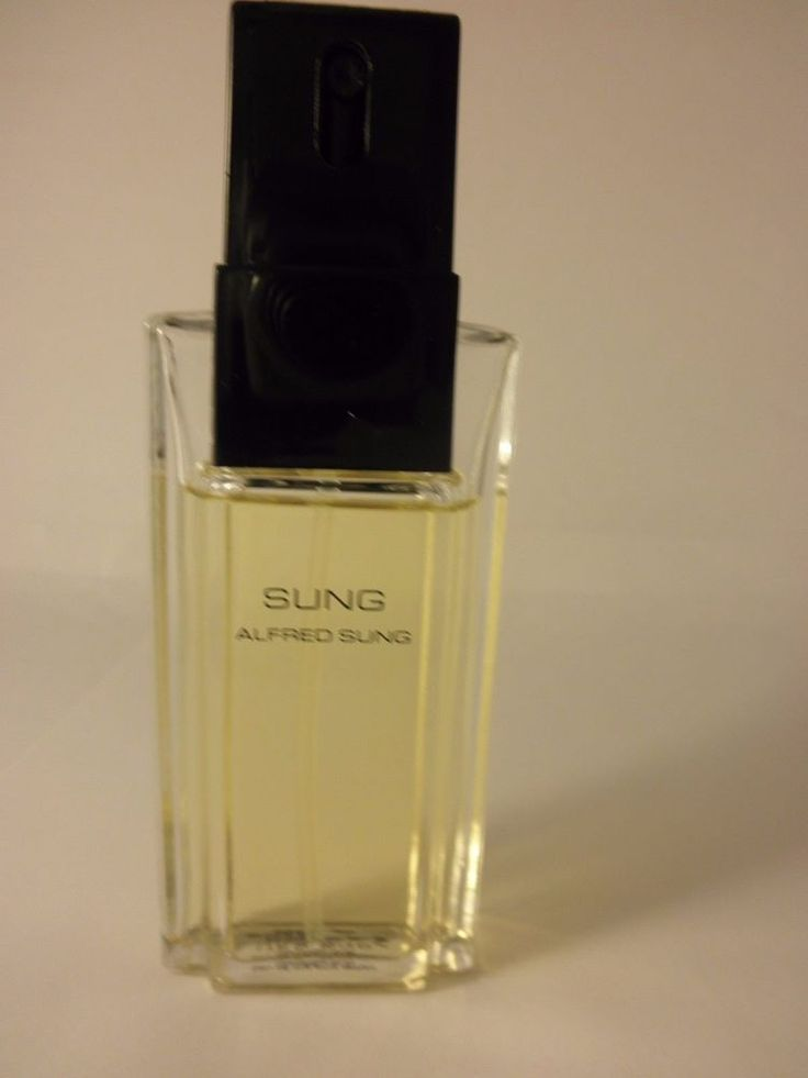 SUNG BY ALFRED SUNG PERFUME EAU DE TOILETTE FOR WOMEN 1.7 OZ. 50 ML