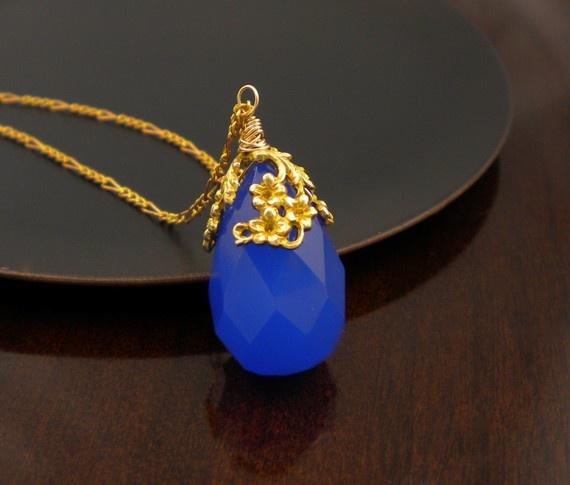 Louis XIV Long Necklace