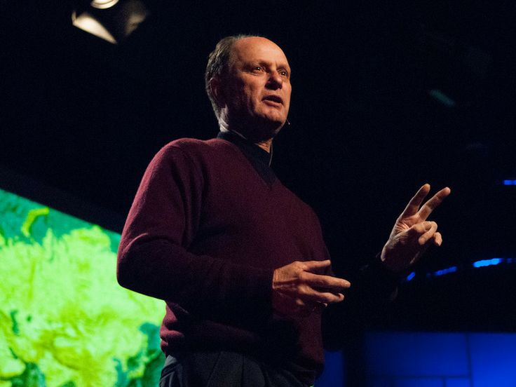 This TED Talk is fascinating. Robert Ballard, a wonderful speaker, discusses his involvement in the discovery of the ocean. He was in the group of people who were the first to see the world's largest mountain chain, which was all under water. Since then, he has accidentally discovered so many different and unimaginable things in the ocean. Although the Talk is dated, it can only make the viewer think of all the many other species and underwater land Ballard has discovered since.