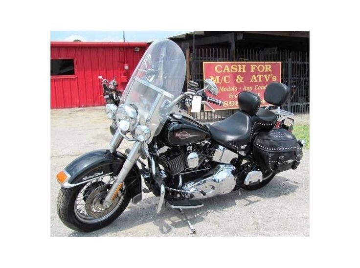 Sell 2006 #HD #Heritage #Softail #Classic $9,995.00. This #bike has aftermarket extras that makes it a want to own bike. No in house financing available. Come see at Northend Cycle 5560 Hwy 105 Beaumont, TX  Web: http://www.necycle.com #used #motorcycle #parts