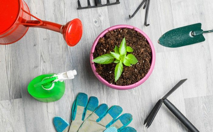 Make sure the gardening products you're using are truly organic!