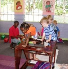 Sunnylea Pre-primary in Pmb offers full crae for kids 2 to 6 years with extra murals and an excellent aftercare facility http://jzk.co.za/21y