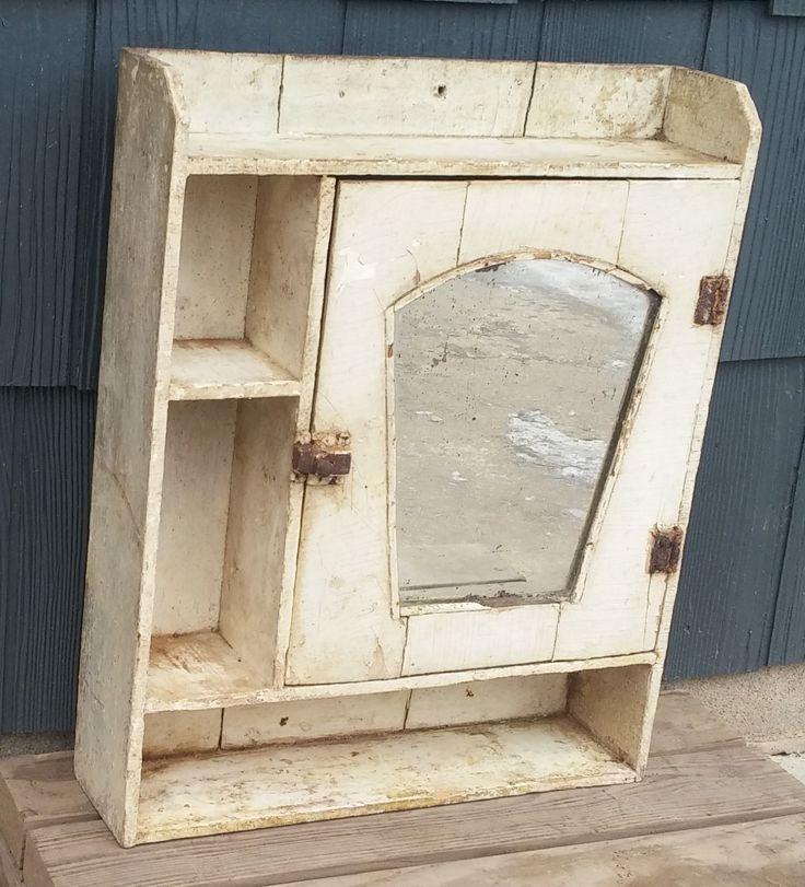 Diy Mirror Cabinet Door: Best 25+ Farmhouse Medicine Cabinets Ideas On Pinterest
