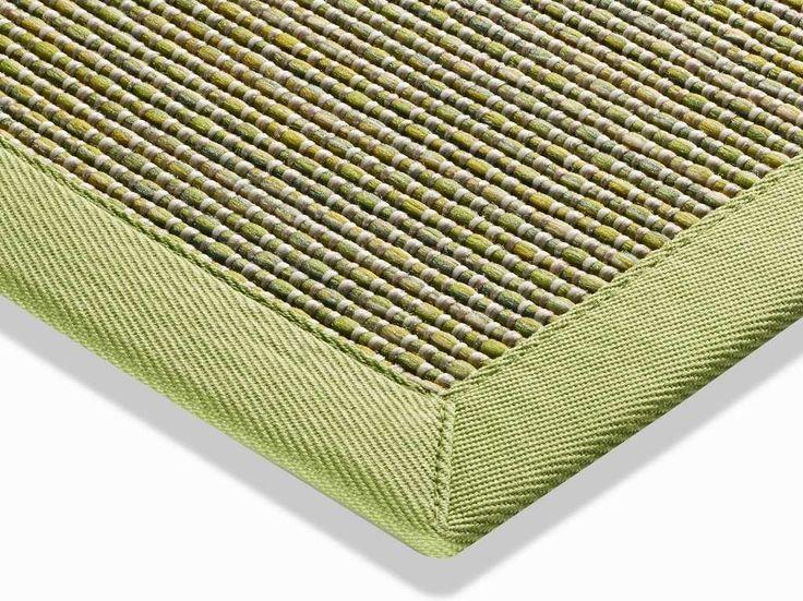 DeKowe Naturino Colours Green Bespoke Rugs | Modern Rugs
