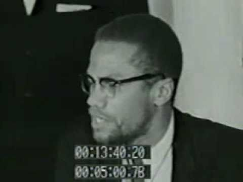MALCOLM X: RETURN FROM MECCA (2 OF 2)