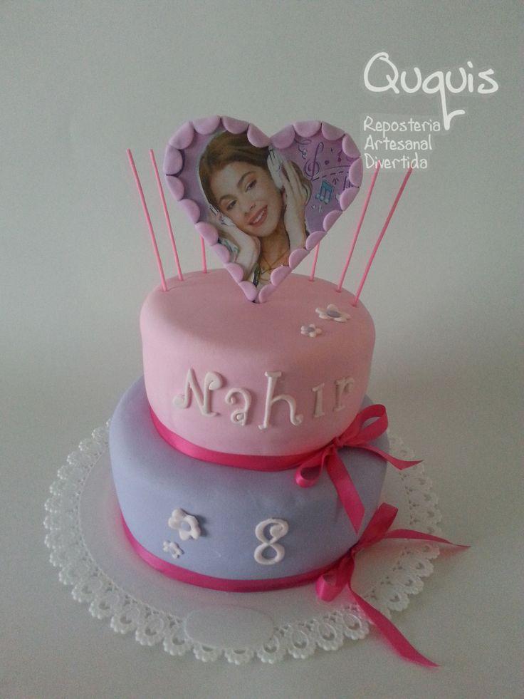 Cake Design Violetta : 35 best images about Violetta on Pinterest Cakes, Heart ...