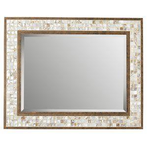 Kendleshire Rectangle Oversized Wall Mirror
