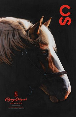 2014 Poster | Calgary Stampede