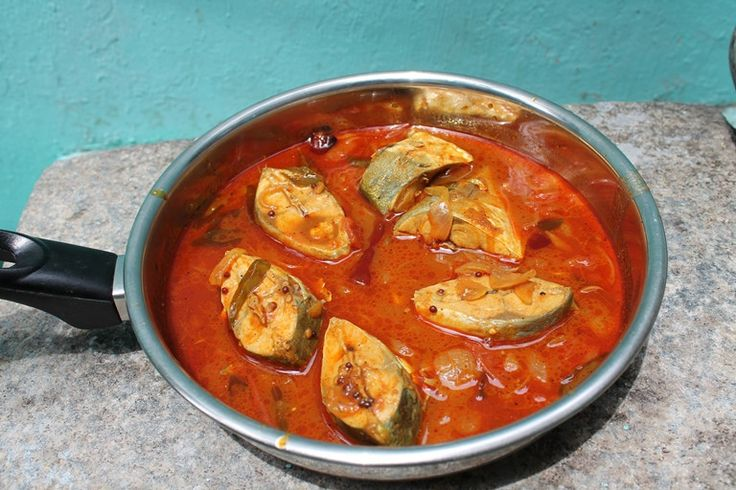 how to make goan fish curry without coconut