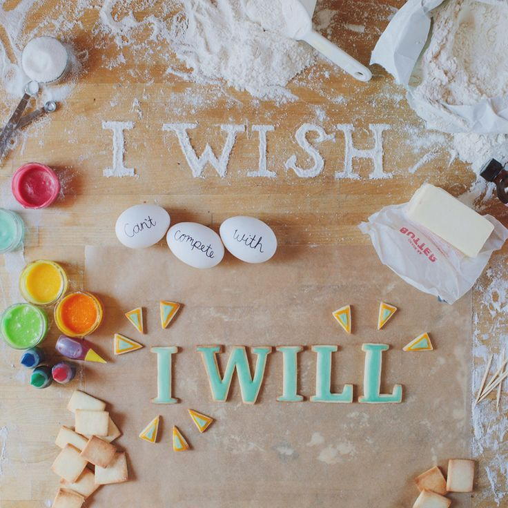 You have all the right ingredients to make something extraordinary. #Inspiration #Motivation   Clinique #StartBetter Manifesto as interpreted by artist Sarah Palmer.