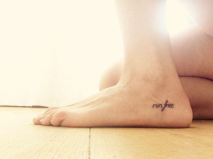 17 Best ideas about Running Girl Tattoos on Pinterest | Running ...