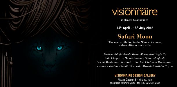 I Saloni Fair 2015: Visionnaire events | Visionnaire Home Philosophy