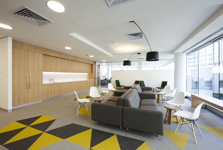 Energy safe victoria melbourne hq executive waiting for Office design victoria