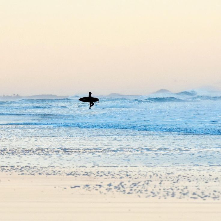 The soft glow of a Gold Coast afternoon by @alittleatlarge
