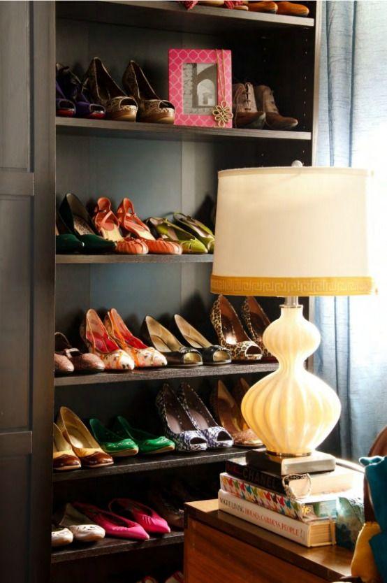 Pretty Feminine Walk In Closet Design Ideas DigsDigs