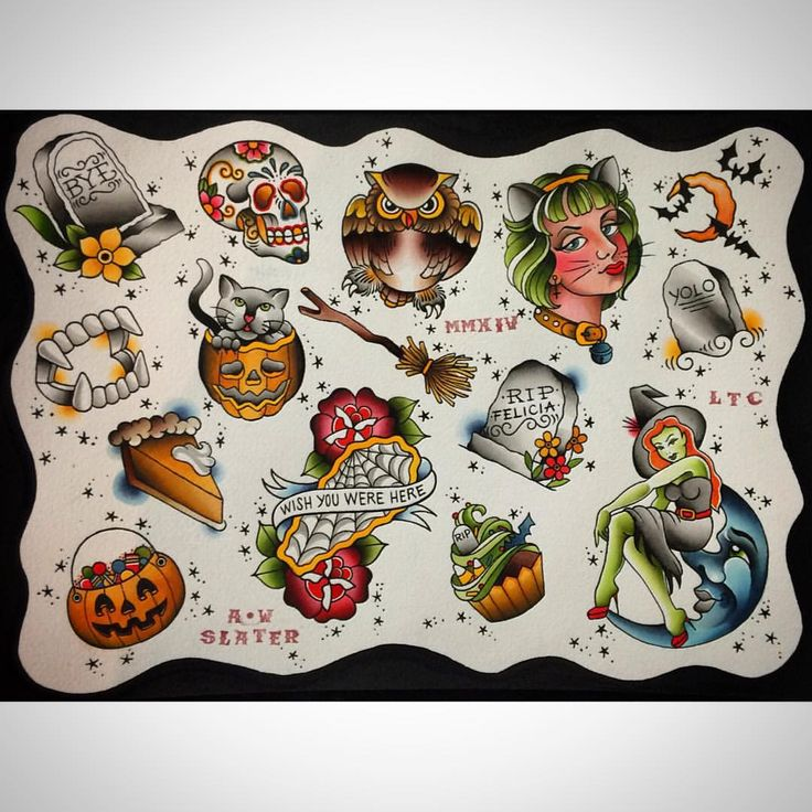 Well I blew it and didn't paint a new flash sheet this year but I'd still love…