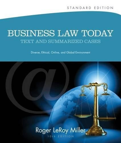 40 best business images on pinterest business law today standard text and summarized cases miller business law today family fandeluxe Images