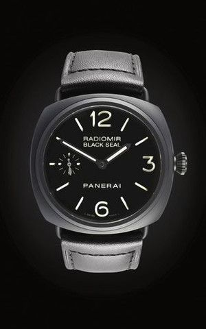 Panerai - Black Seal