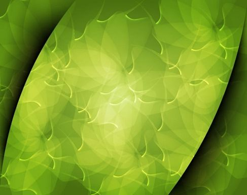 Free vector Abstract Green Art Background #5048