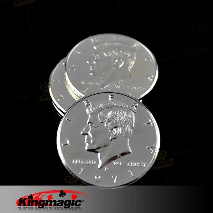 magic tricks Double Face Coin(Half Dollar)