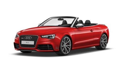 Audi A 5 Cabriolet - hmmmm kann man schon mögen ;-)