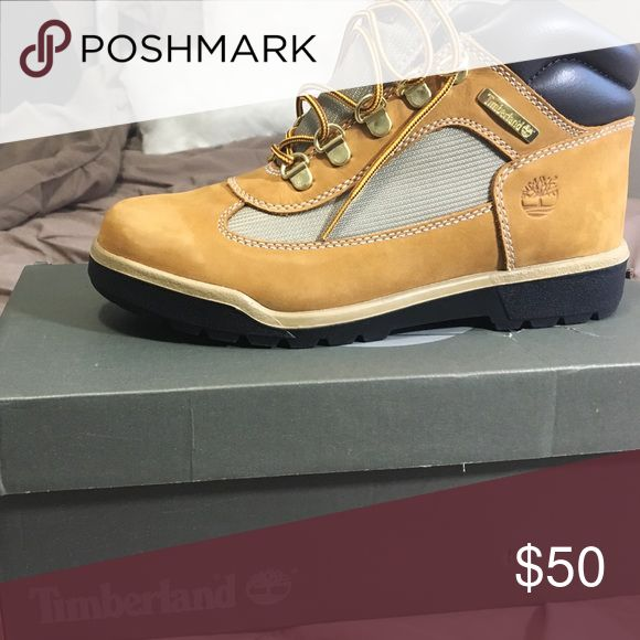 Timberland Field boots Timberland field boot - Wheat - Size 5.5 Timberland Shoes Winter & Rain Boots