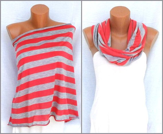 Nursing Cover Scarf Nursing Cover up Breastfeeding by VesyDesign, $17.99